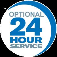 Free 24 Hour Service